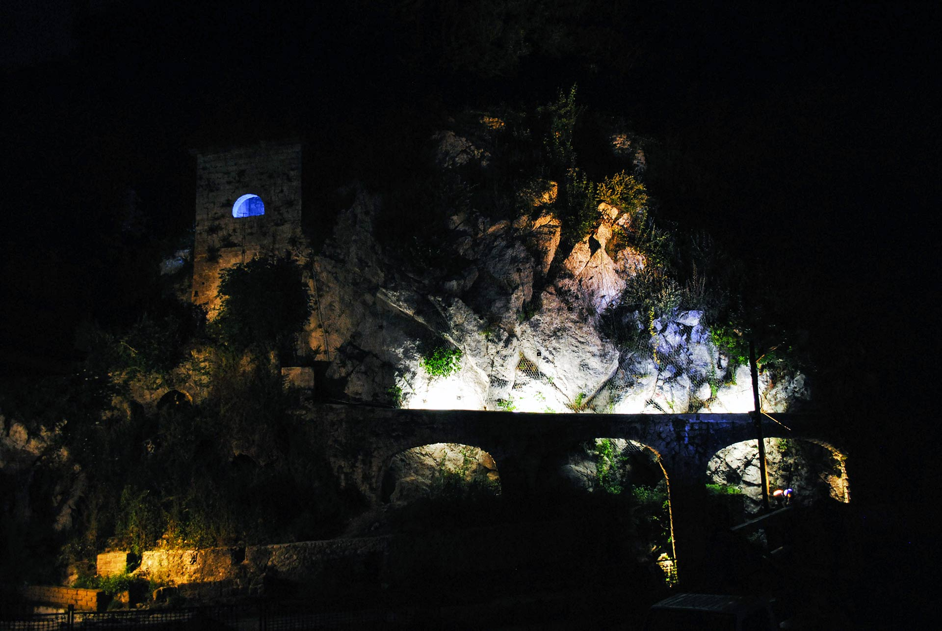 fontana sant'agata dei goti
